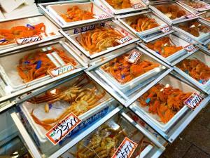 近江町市場0221蟹