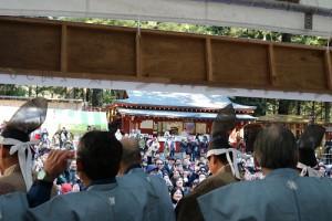 日光東照宮節分祭3