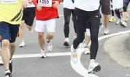マラソン用フリー素材
