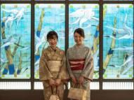 【着物で京都観光】創業190年の老舗「レンタルきもの岡本」との提携宿泊プラン販売中です。
