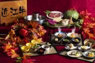 人気の京会席朝食ブッフェに秋メニューが登場しました