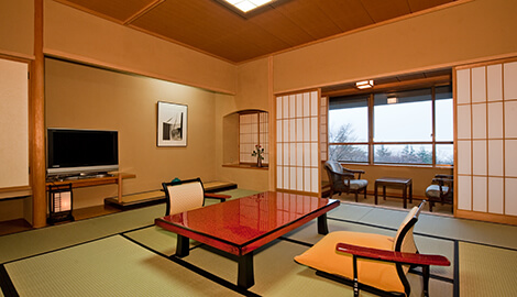 East standard Japanese-style room